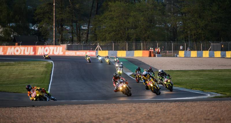 24 heures du Mans de moto : le départ en vidéo