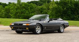 Ferrari 400i Cabriolet : elle a bien été fabriquée !