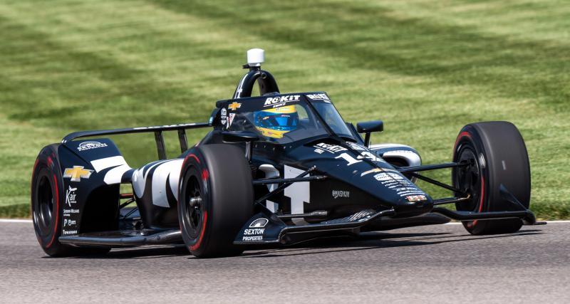 IndyCar - Sébastien Bourdais : quels résultats en course lors des Grand Prix de Détroit ?