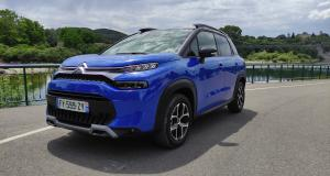 Essai Citroën C3 Aircross restylé (2021) : nos photos du SUV urbain