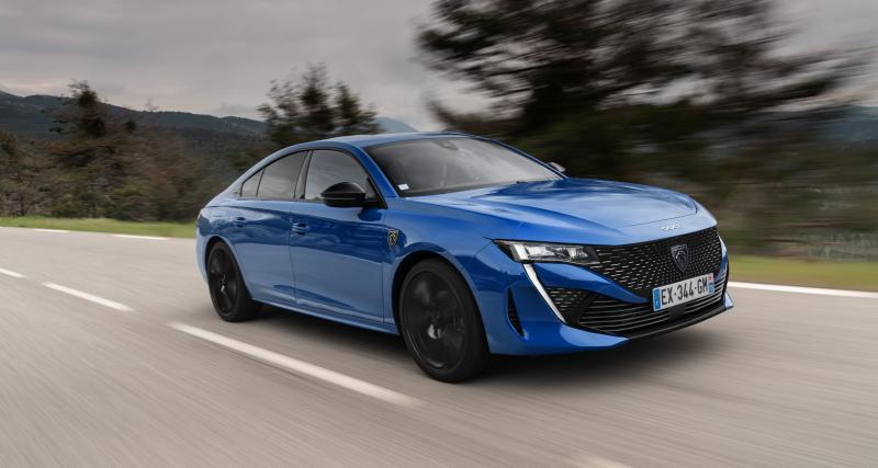 Les nouvelles Peugeot attendues en 2022