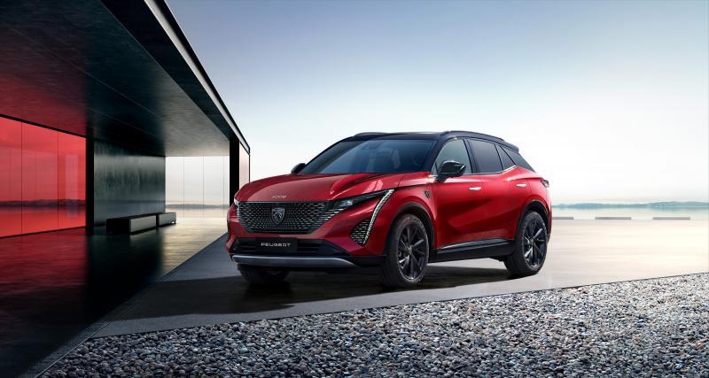 Les nouvelles Peugeot attendues en 2023