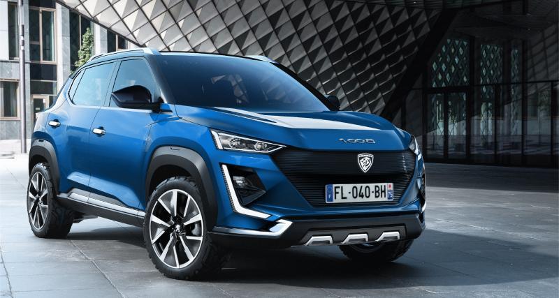 Les nouvelles Peugeot attendues en 2024