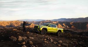 Toyota Tacoma TRD Pro (2022) : le franchissement n'est pas une affaire d'amateurs