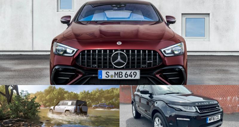 Mercedes-AMG GT, Forza Horizon 5, Sergio Aguero… l'actu auto du 15 juin