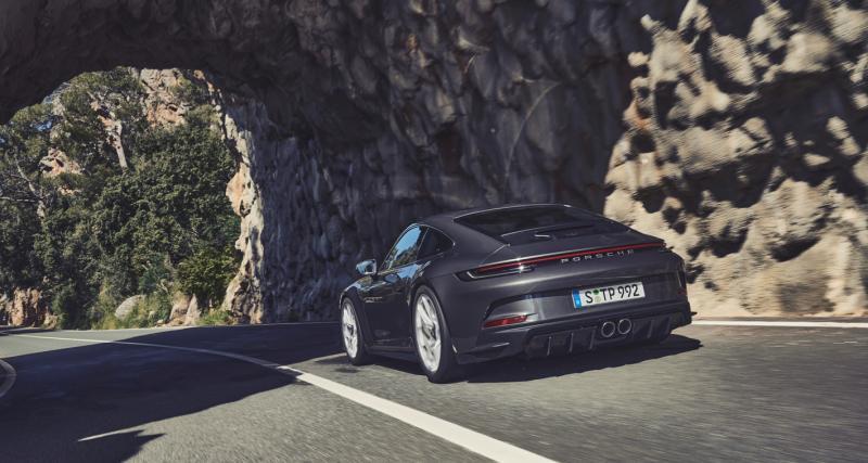 Porsche 911 GT3 (2021) : le Pack Touring est de retour !