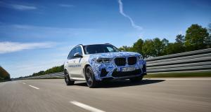 BMW i Hydrogen Next : un X5 à pile à combustible pour fin 2022