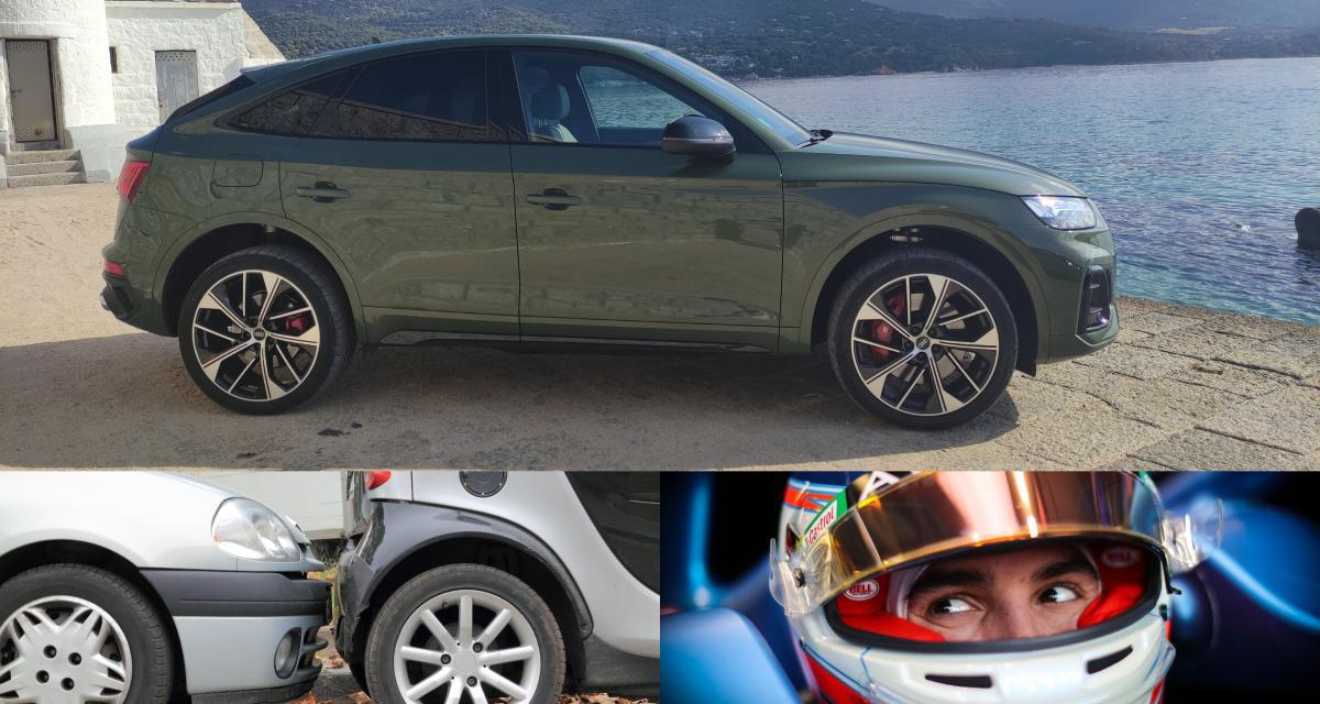 Essai Audi SQ5 Sportback, prix du stationnement à Paris, Ocon prolonge chez Alpine… l'actu auto du 17 juin