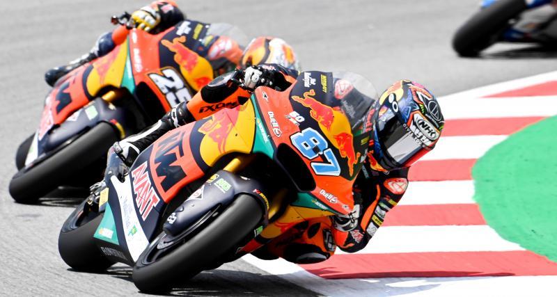 Grand Prix d'Allemagne de Moto2 : le résultat des essais libres 1