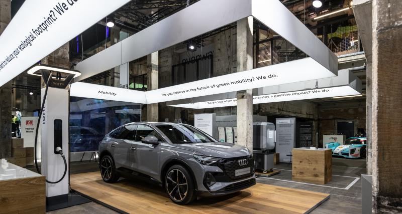Saviez-vous qu'Audi ne produira plus de moteurs essence et diesel à partir de 2026