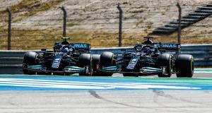 Grand Prix de France de F1 : les résultats des essais libres 1