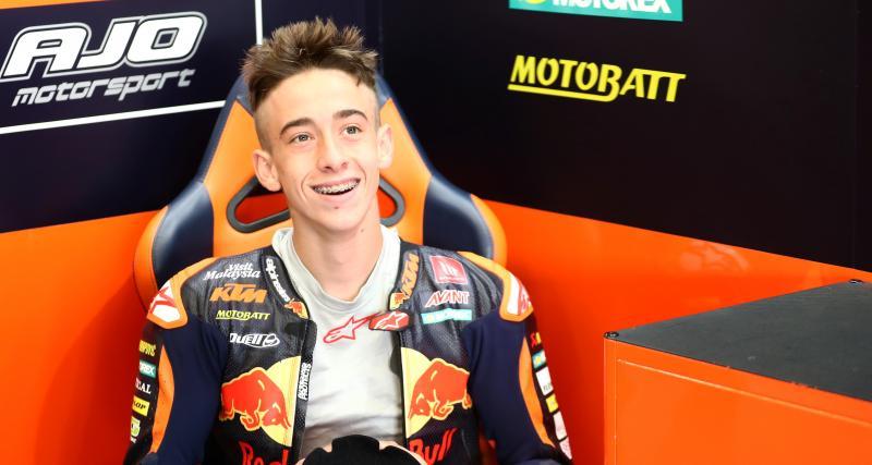 Grand Prix d'Allemagne de Moto3 : le résultat des essais libres 2