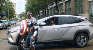Hyundai s'associe aux Avengers pour faire la promotion du nouveau Tucson