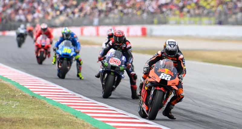 Grand Prix d'Allemagne de MotoGP : le résultat des essais libres 2
