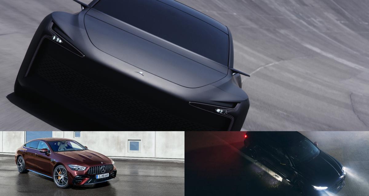 Hopium Machina, ABT RS6, Mercedes-AMG GT 4 portes… les nouveautés auto de la semaine - 2nde partie