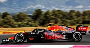 Grand Prix de France de F1 : les résultats des essais libres 2