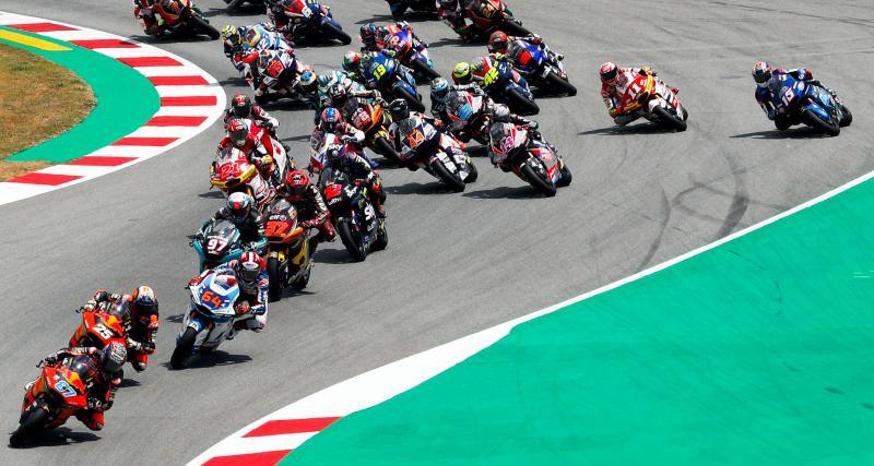 Grand Prix d'Allemagne de Moto2 : le résultat des essais libres 2