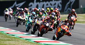 Grand Prix d'Allemagne de Moto3 : le résultat des essais libres 3