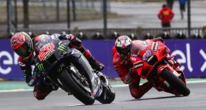Grand Prix d'Allemagne de MotoGP : le résultat des essais libres 3, les qualifiés pour la Q1 et la Q2