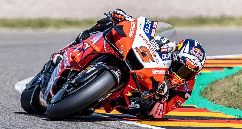 Grand Prix d'Allemagne de MotoGP : le résultat des essais libres 4