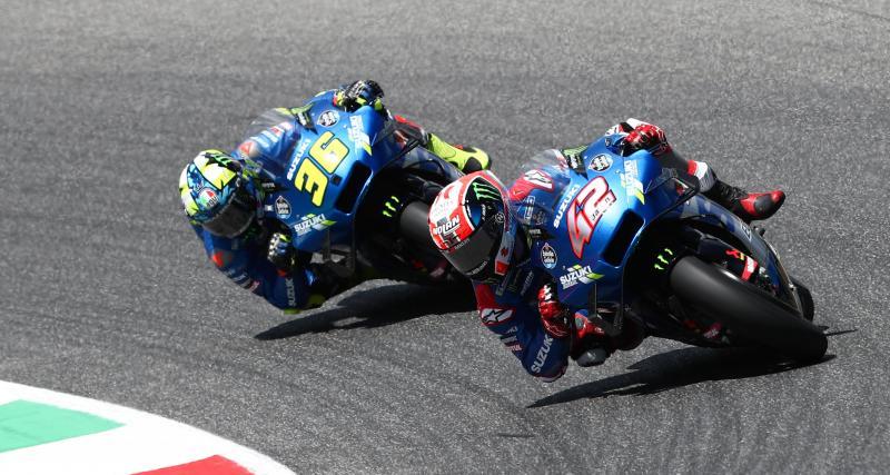 Grand Prix d'Allemagne de MotoGP : les résultats de la Q1