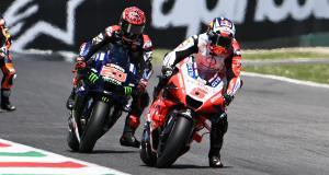 Grand Prix d'Allemagne de MotoGP : la grille de départ
