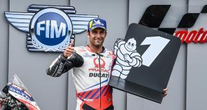 Grand Prix d'Allemagne de MotoGP : la réaction de Johann Zarco après sa pole position en vidéo