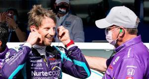 IndyCar - Rev Group Grand Prix : quel position au départ pour Romain Grosjean