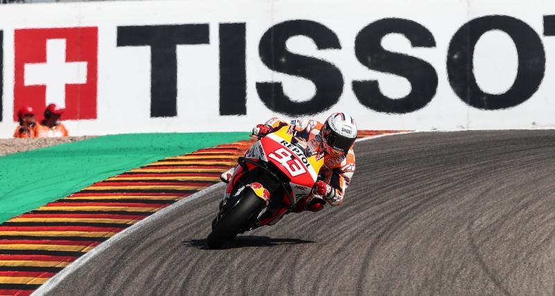 Grand Prix d'Allemagne de MotoGP : le classement final de la course