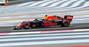 Grand Prix de France de F1 : la faute de Max Verstappen au départ en vidéo