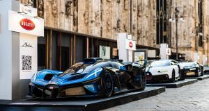 Bugatti Chiron Super Sport, Pur Sport et Bolide : folie mécanique au salon Milano Monza Motor Show