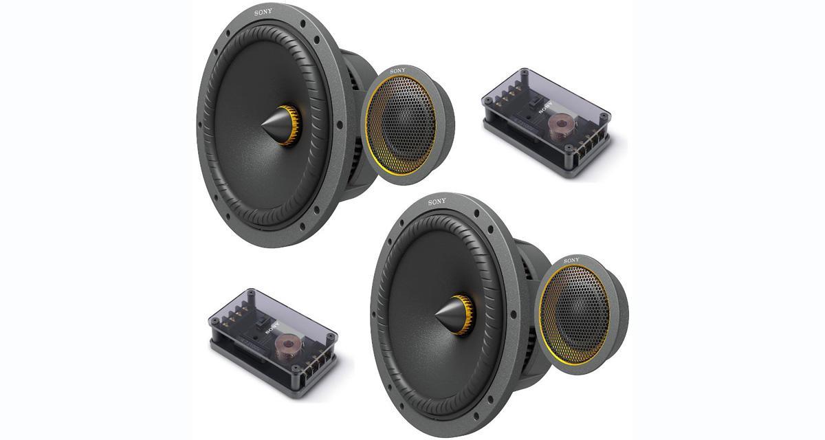 Un nouveau kit 2 voies audiophile chez Sony