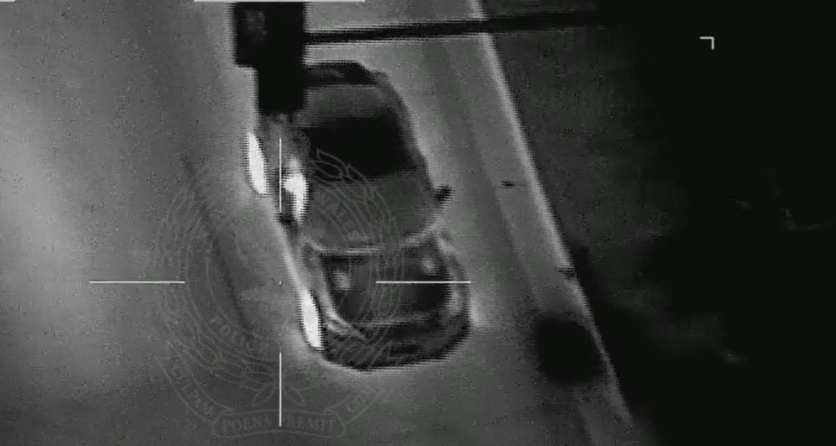 Ce chauffard cumule 10.000$ d'amende en 11 minutes pour excès de vitesse, heureusement la loi est de son côté