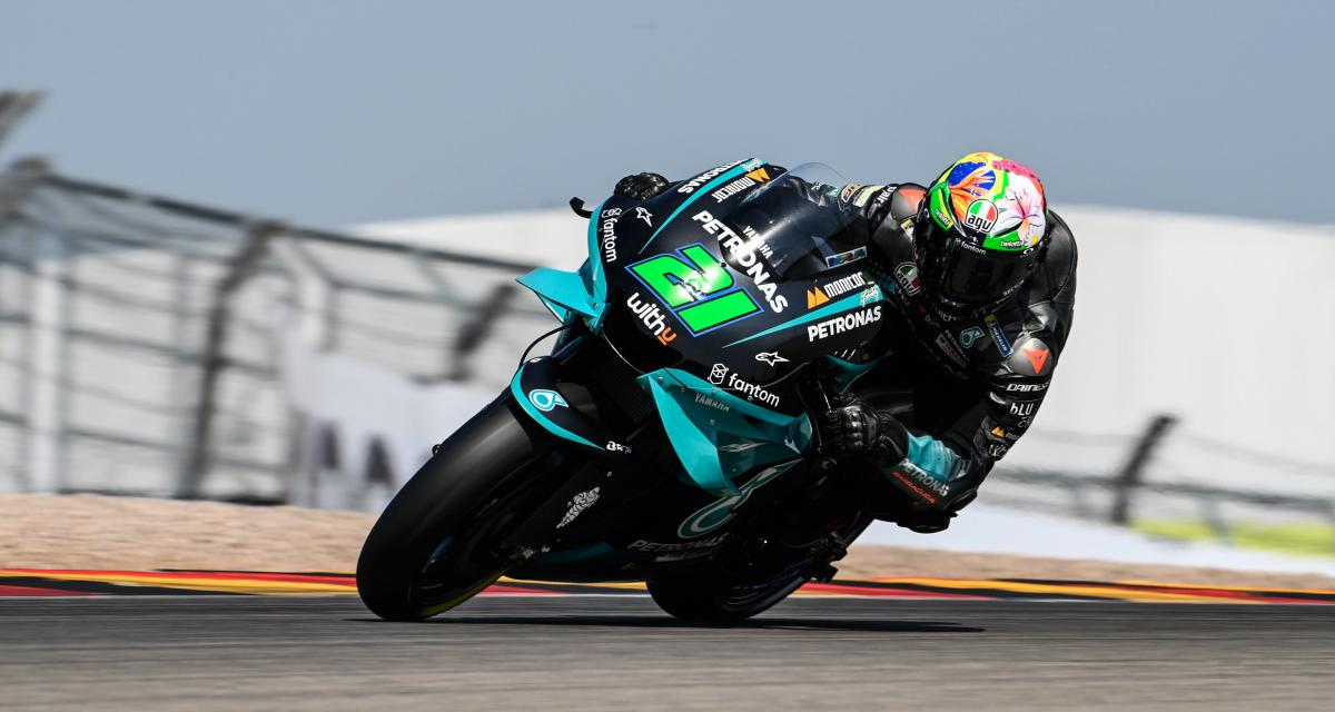 MotoGP - Yamaha Petronas : Morbidelli remplacé au Grand Prix des Pays-Bas