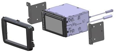 combin multimedia alpine ine s900r. Black Bedroom Furniture Sets. Home Design Ideas