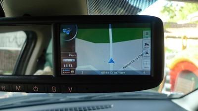 R troviseur gps abc multimedia systems cm 63ra for Retroviseur interieur golf 4