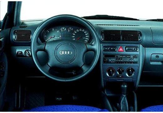 Fiche technique audi a3 ambiente a 3 portes d for Interieur audi a3 2000
