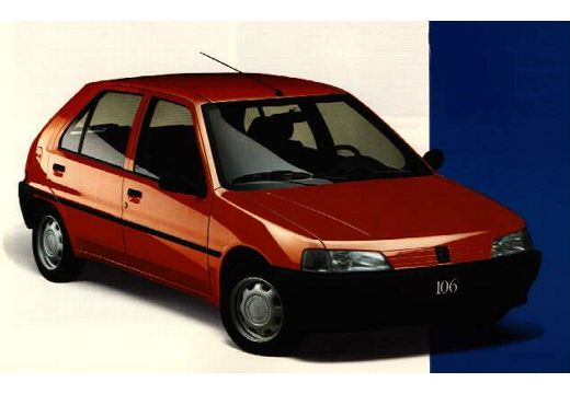 fiche technique peugeot 106 xn 5 portes d 39 occasion. Black Bedroom Furniture Sets. Home Design Ideas
