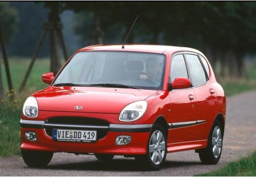 Daihatsu sirion 1.3 4x4