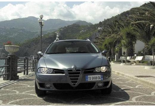Fiche technique Alfa romeo 156 sportwagon 2.5 v6 24v distinctive q ...
