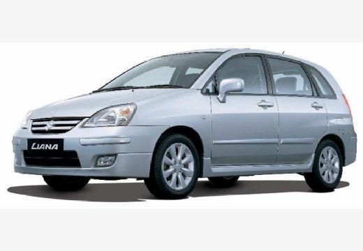 Annonces Suzuki Liana d' occasion mises en vente par des concessionnaires et