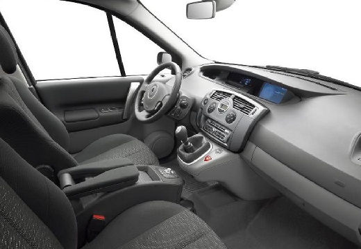 fiche technique renault scenic 1 9 dci 130 conquest 5. Black Bedroom Furniture Sets. Home Design Ideas