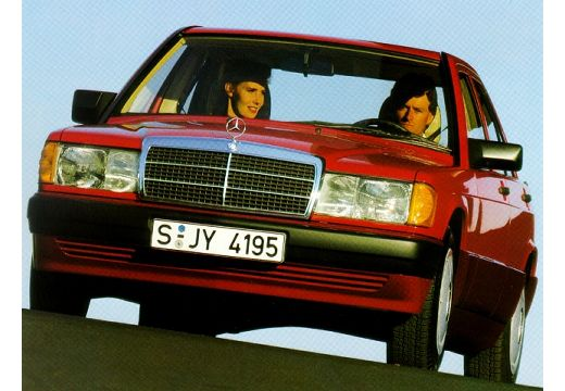 Fiche technique mercedes 190 e 1987