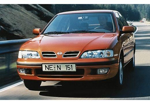 Nissan primera 1998 fiche technique