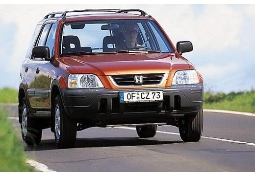 Honda crv 1999 fiche technique