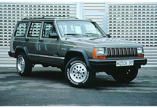 Jeep cherokee 2.1 td consommation