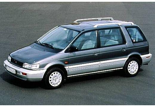 mitsubishi space wagon, photo #7