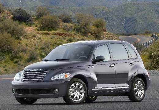 Pt cruiser coffre volume