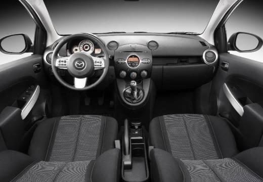 Mazda 2 elegance 2009