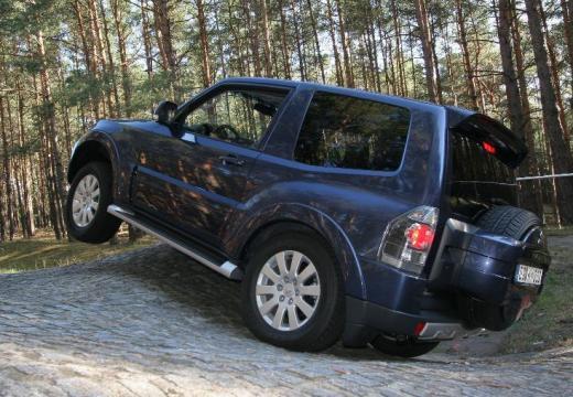Mitsubishi pajero 3.2 did